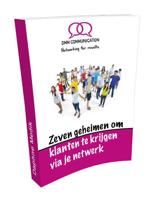 ebook cover Zeven geheimen om
